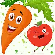 Fruits and Vegetables-Learning, phonics, quiz post thumbnail